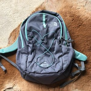 The North Face Jester Backpack Zinc Grey